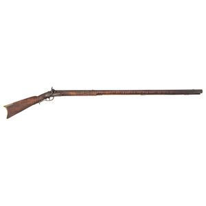 Fullstock Percussion Rifle By Davidson & Co Cincinnati, Ohio