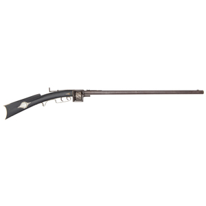 Whittier Revolving Rifle