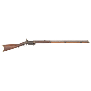 Billinghurst Pill Lock Revolving Half-Stock Rifle