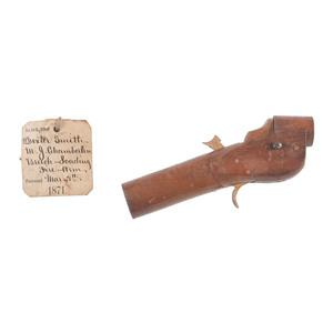 Dexter Smith Martin.J. Chamberlin Breech Loading Firearm Patent: Model No. 112,505 March 7th 1871