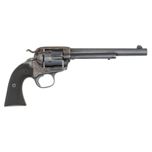 ** Colt Bisley Model Revolver