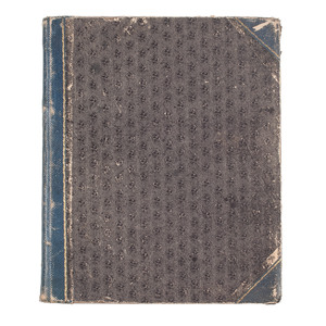 [Americana - Manuscript] 1870s Diary of a Fort Wayne, Indiana Mother Following the Illness and Death of Her Infant Son