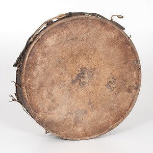 Plains Hide Drum