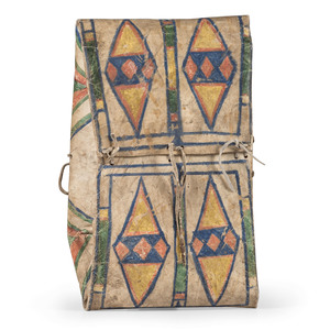 Plains Painted Parfleche Envelope