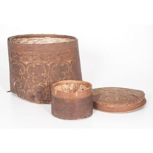 Algonquin Birchbark Containers