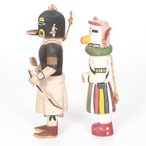 Hopi Tasaf Yebitchai AND Honan Katsinas