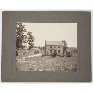 Archive of Hillborn Miller, 1st Ohio Heavy Artillery