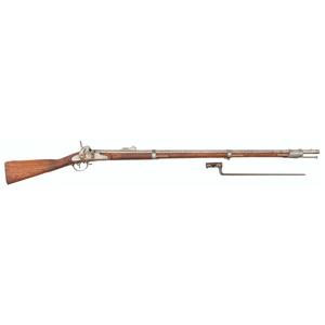 US Model 1816 Remington-Maynard Alteration Musket with Bayonet
