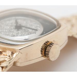 Baume & Mercier 14 Karat Yellow Gold Wrist Watch