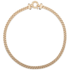 14 Karat Yellow Gold Necklace
