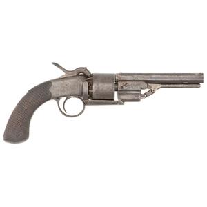 John Blissett Patent Percussion Revolver