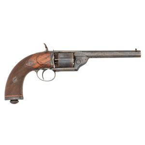 Devisme Model 1855 Percussion Revolver