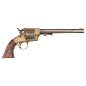Prescott Single Action Revolver