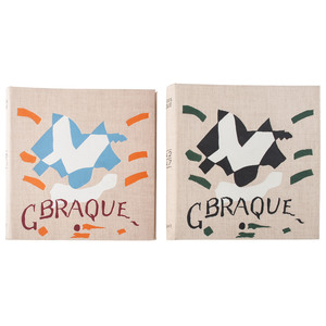 Georges Braque, Catalog Raisonne, Six Volumes