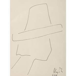 Étienne Hajdu (Hungarian-French, 1907-1996)
