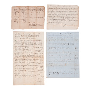 Accounts of the Slaves of John and Charles Ross of Virginia
