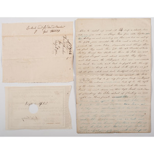 Revolutionary War Pay Vouchers, Connecticut, 1782 and 1790
