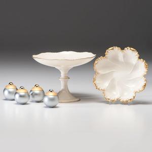 Royal Crown Derby Porcelain Service, Lombardy, Plus