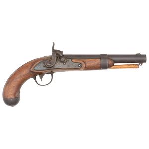 Model 1836 Percussion Conversion Pistol By R. Johnson