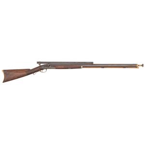 Billinghurst Mule Ear Pilllock Target Rifle With Baker Telescopic Sight