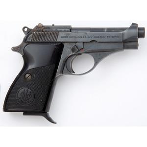 * Beretta Model 70-S in Case