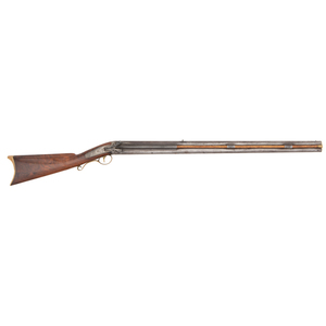Over/Under Percussion Mule Lock Combination Gun By W. Billinghurst