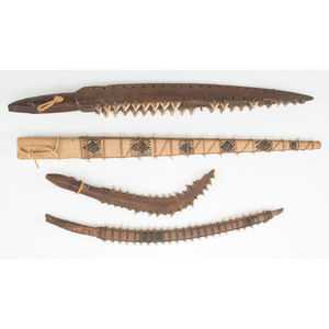 Gilbert Islands Shark Tooth Daggers