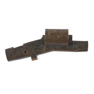 Martin Butler Brass Revolving Rifle Model