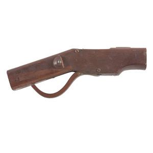 H.O. Peabody Breech Loading Firearm Patent: Model No. 35,947 July 22, 1862