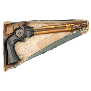 P.C. Godfrey Target Air Pistol In Original Box