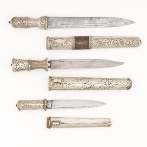 Tibetan Daggers