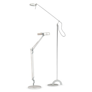 Viabizzuno and Tobias Grau Halogen Floor Lamps