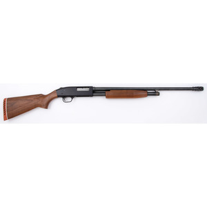 * Mossberg 500 Shotgun with