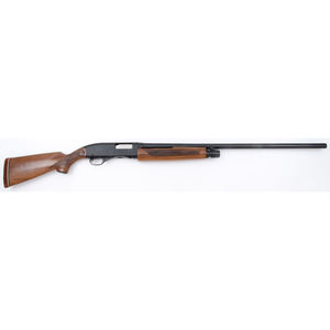 ** Winchester Model 1200 Magnum Shotgun