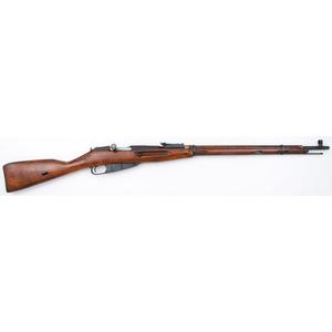 ** Soviet Izhevsk M91/30 Rifle