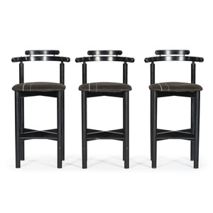 Danish Modern Stools by Mobler