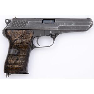 ** Czech CZ-52 Pistol