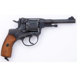 ** Russian Tula Model 1895 Nagant Revolver