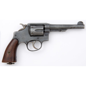 ** Austrian Marked Smith and Wesson Model 10