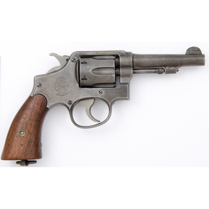** Smith and Wesson Model 10