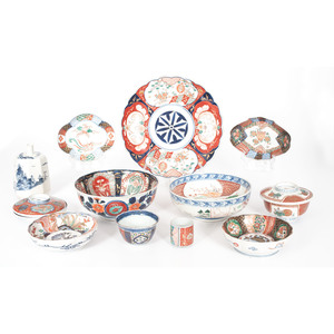 Imari and Other Japanese Porcelain