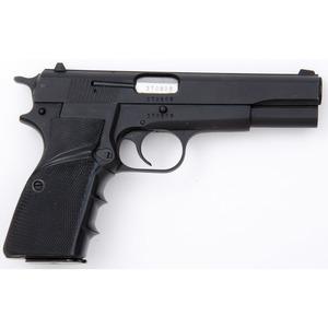* Argentine FM M90 Hi-Power Pistol