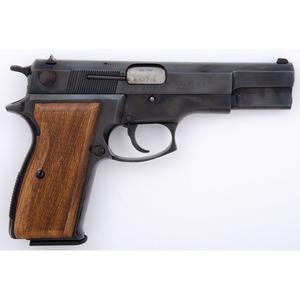 * Feg Hungray Hi-Power Pistol