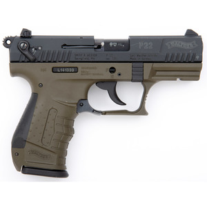 * Walther P22 Pistol