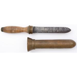 Deep Sea Diver's Knife