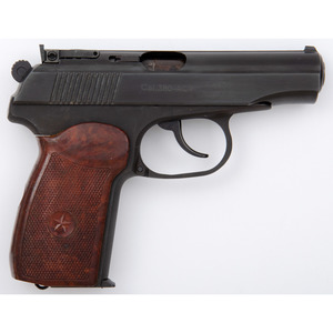 * Imez IJ-70-17A Makarov  Pistol