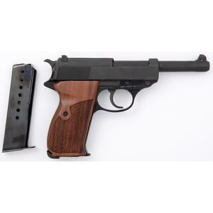 * Walther P1 Pistol