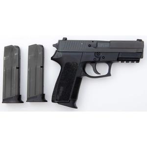 * Sig Sauer SP2022 Pistol in Original Box