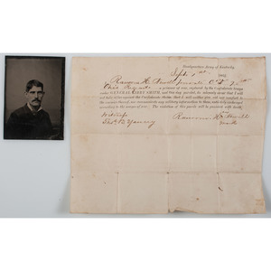 Civil War Archive of Ransom H. Newell, OH 95th Infantry