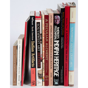 Books on Native American Art and Culture